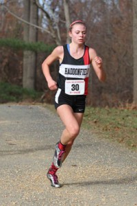 2013 MOC Cross Country Champ Briana Gess aims for the repeat!