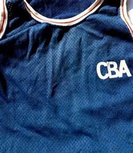 CBA Singlet